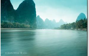 【阳朔图片】雾色桂林。春色阳朔