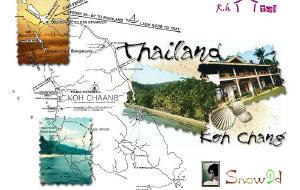 【象岛图片】记录九日的 Thai  Koh Chang