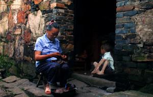 【宜春图片】只是路过!(郭坑口村---一个几百年的小村庄)