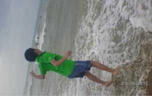 【博鳌图片】博鳌海边过 端阳节