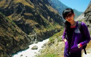 【虎跳峡图片】徒步世界落差最大峡谷--虎跳峡(多图)