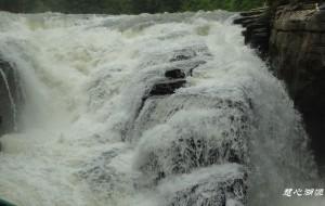 【恩施图片】恩施故事(5)— 倒江吸水的腾龙洞