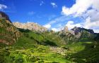 发现甘南4日行  全新体验与玩法 扎尕那+花湖+拉卜楞寺+郎木寺洛克之路(3500米山峰上的公路)