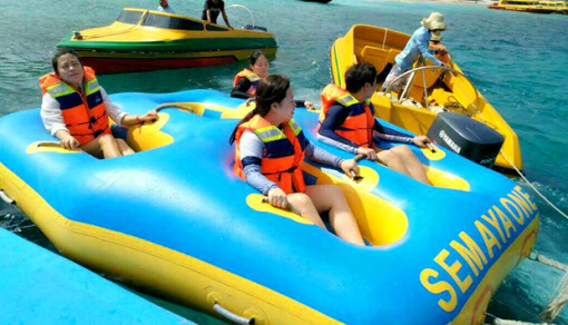 探寻大海的秘密 巴厘岛 蓝梦岛一日游 3种玩法 任你挑选(3处醉美浮潜