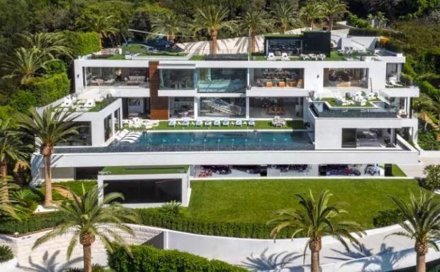 世界最贵豪宅 飞机跑道直达家门口