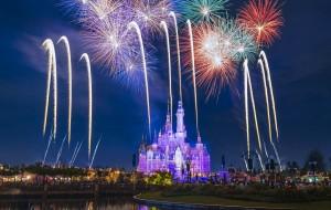 【上海迪士尼度假区图片】魔都大上海,神奇迪士尼