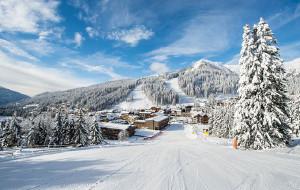 意大利娱乐-马东纳-迪坎皮利奥滑雪场