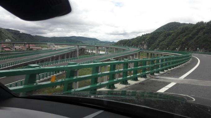 鹤大高速江源服务区加油305,总行程6143公里