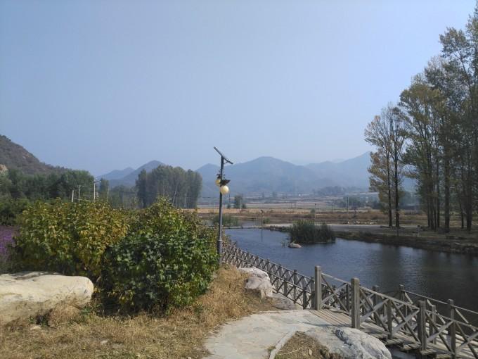 溯河游钓到内蒙乌拉盖