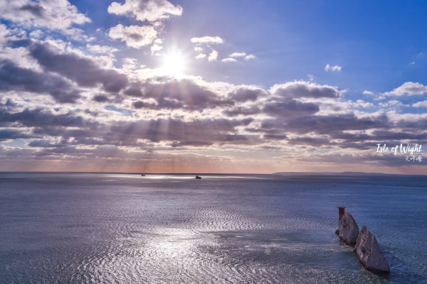 走出伦敦去英国 怀特岛——英国阳光最好的地方