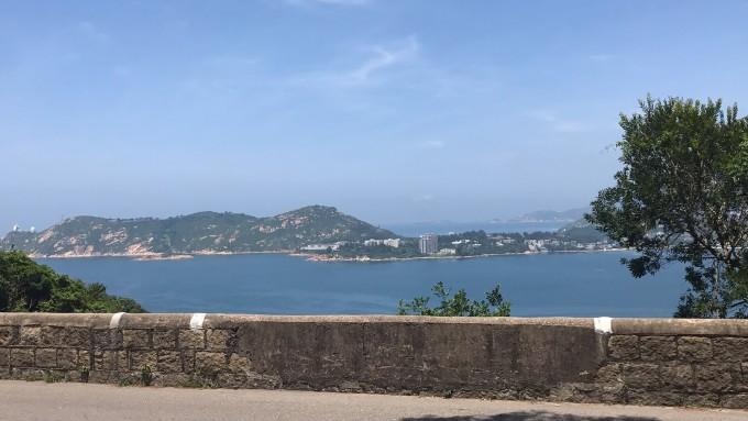香港港岛径—龙脊徒步