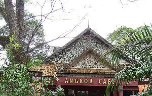 吴哥窟美食-Angkor Cafe