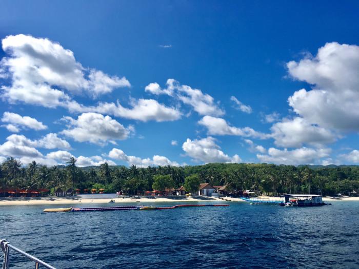 巴厘岛贝尼达岛和蓝梦岛