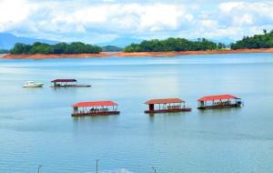 【琅勃拉邦图片】去老挝光西瀑布,南俄湖游记。