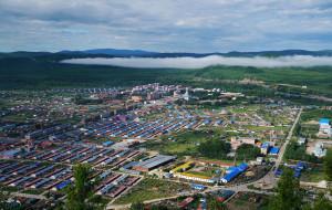 【内蒙古图片】森林氧吧——魅力小镇满归