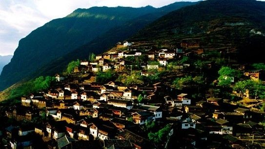中国十大最奇特村庄 你听说过几个?
