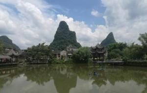 【贺州图片】我爱美丽中国—贺州黄姚古镇