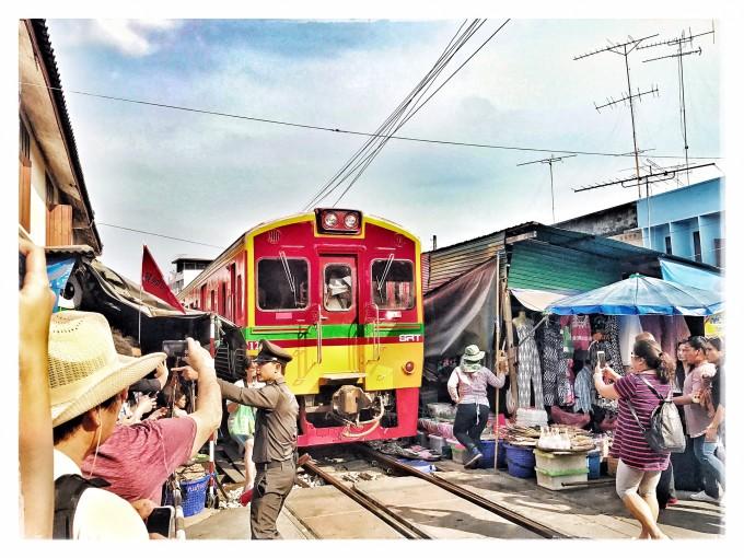 泰国泰北—曼谷,清迈,拜县