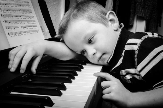 杭州少儿钢琴培训,学习仅仅靠 刻苦 是不行的