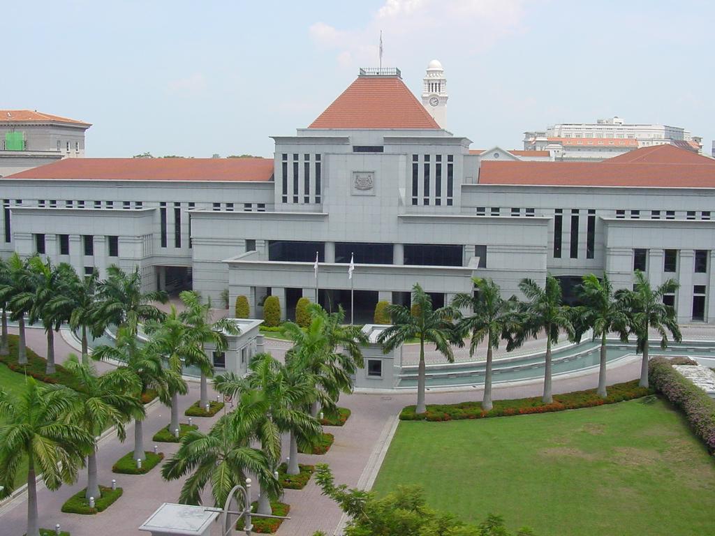 新加坡国会大厦(Parliament House)