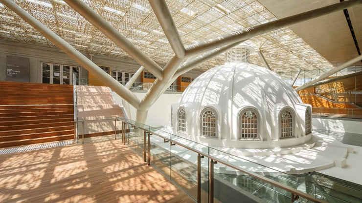 新加坡国家美术馆(National Gallery Singapore)