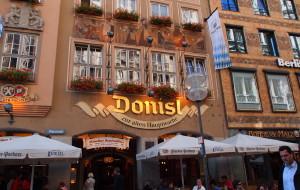 慕尼黑美食-Bayerischer Donisl