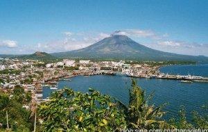 【黎牙实比图片】世界最完美的火山锥 黎牙实比(一)
