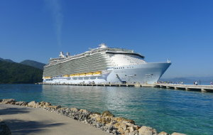 【加勒比海图片】加勒比海上的度假时光