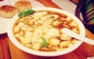 扬州美食-聚香斋