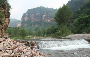 【阳泉图片】户外之约---龙岩大峡谷看山玩水去