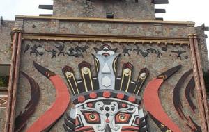 【北川图片】西羌神韵--九皇山猿王洞