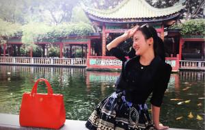 【番禺图片】番禺宝墨园--南粤苑一日游,记录和妈妈一起出行的日子