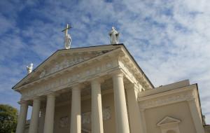 【立陶宛图片】首次出国献给东欧四国之静谧的立陶宛维尔纽斯