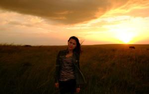 【马赛马拉国家公园图片】马赛马拉 日落日出