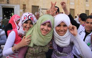 【开罗图片】汗.哈利利市场中的阿拉伯人