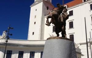 【布拉迪斯拉发图片】中欧五国七城散漫游走 (Slovakia——Bratislava)