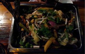 黔东南美食-留一手特色烤鱼