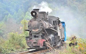 【犍为图片】充滿回憶的犍為嘉陽小火車之旅