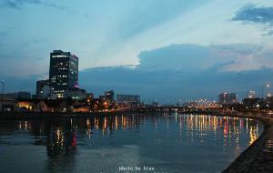 胡志明市景点-西贡河