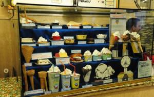 罗马美食-冰淇淋百年老店