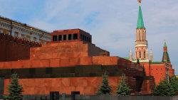 莫斯科景点-列宁墓(Lenin Mausoleum)