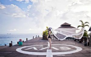 【仙本那图片】忘不掉,那一水蓝。马布岛Sipadan Water Village。