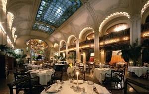 圣彼得堡美食-东方快车餐厅