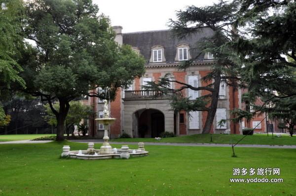 太原别墅曾经是旧上海最豪华的花园洋房,这是一幢文艺复兴时期法国