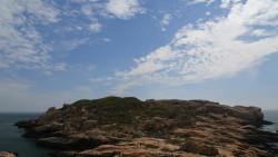 东极岛景点-里斯本丸沉船遗址