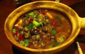 千岛湖美食-老雷家的菜