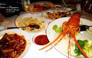 民丹岛美食-The kelong restaurant