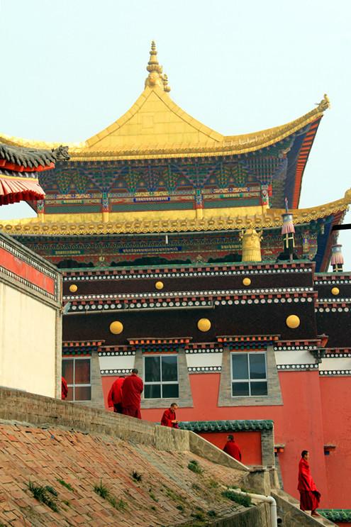 青海省旅游 青海湖旅游攻略 驴行青海  10月21号:第一站平安县的