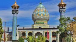 伊朗景点-光明王之墓(Sayyed Abolvafa's Tomb)