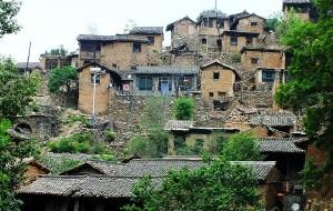 【盂县图片】太行山中的古村落---大汖